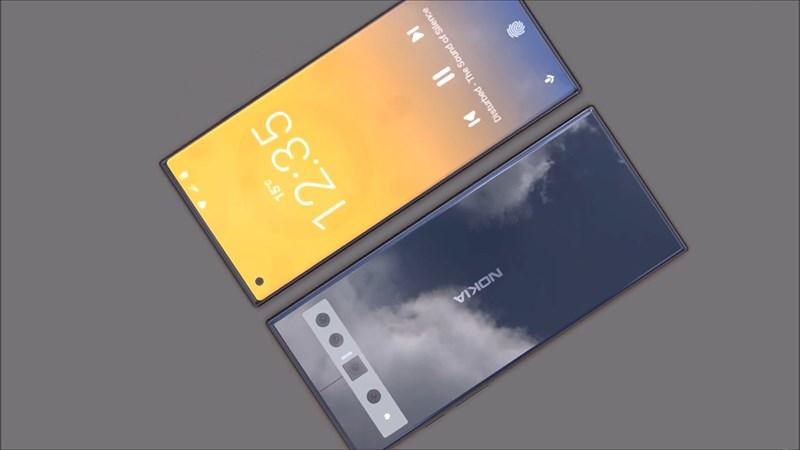 Nokia X60 có viên pin dung lượng 6.000 mAh cho các bạn thoải mái cày game