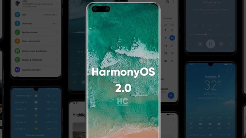 Nokia X60 được chạy hệ điều hành HarmonyOS khi ra mắt