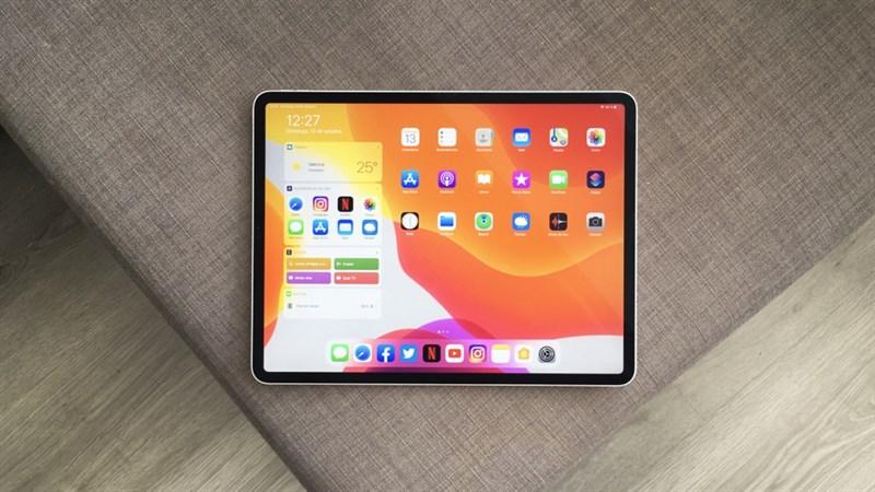 Lộ kích thước và công nghệ màn hình trên iPad mới, hỗ trợ tốc độ làm tươi 120Hz