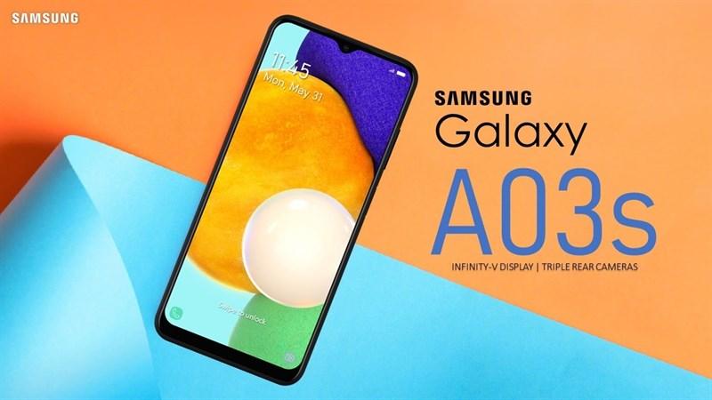 Galaxy A03s lộ tin ra mắt: Nâng cấp đáng chú ý so với Galaxy A02s