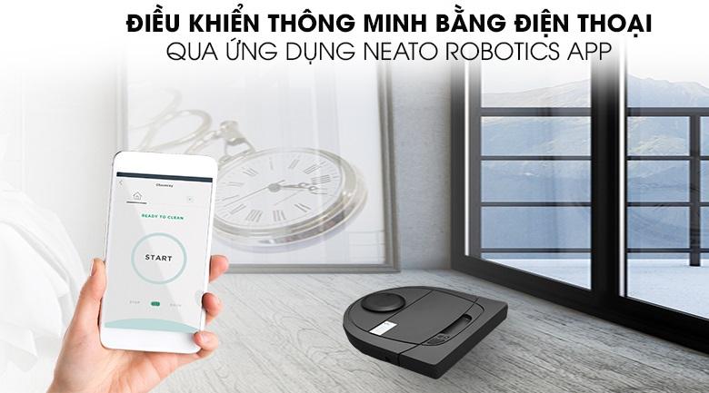 Điều khiển thông minh bằng điện thoại qua app