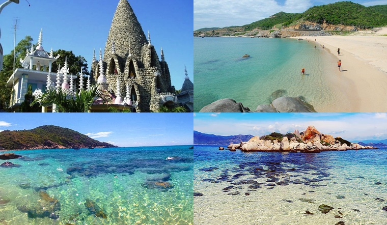 Top 6 địa điểm du lịch nổi tiếng Cam Ranh