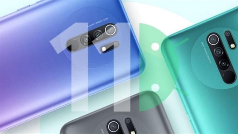 Redmi 9 phiên bản quốc tế bắt đầu nhận được bản cập nhật Android 11