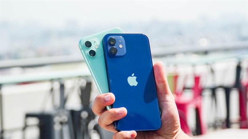 iPhone 11 và iPhone 12 Pro Max bán chạy nhất quý 3
