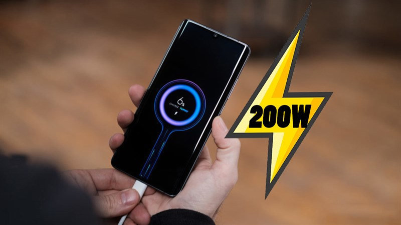 Ra mắt chip sạc nhanh 200W 2 cell, sạc đầy điện thoại chỉ trong 8 phút