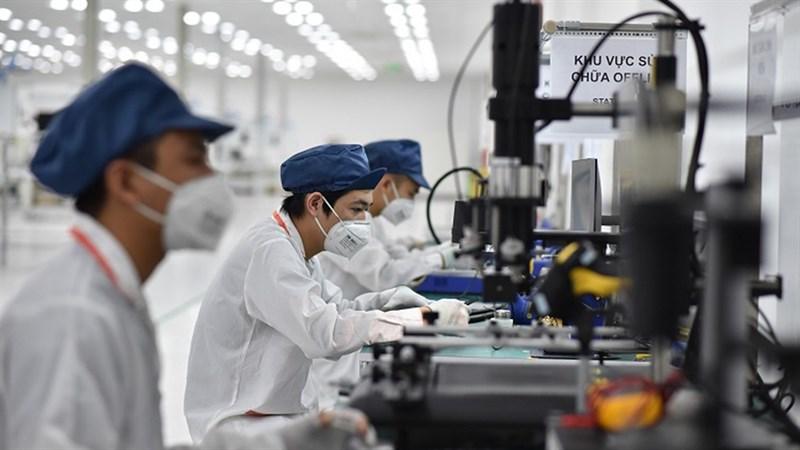 Kim ngạch xuất khẩu điện thoại của Việt Nam giảm mạnh, tuy nhiên...