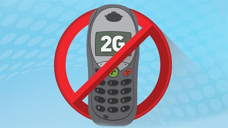 Việt Nam dừng nhập khẩu điện thoaij 2G, 3G