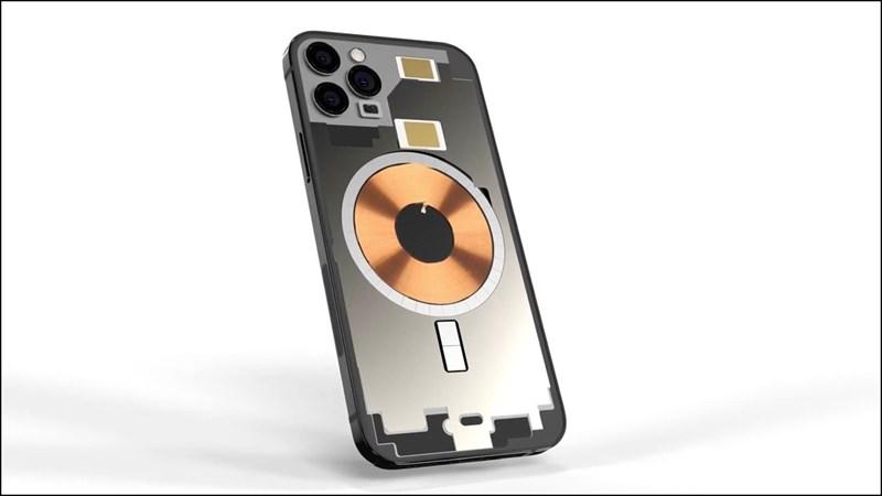 iPhone 13 có thể trang bị tính năng sạc ngược không dây