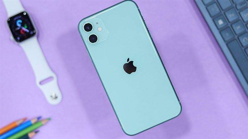 iPhone 11 giảm giá mừng sinh nhật