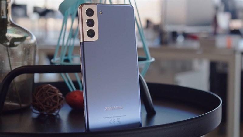 Điện thoại Samsung Galaxy S21+ 5G