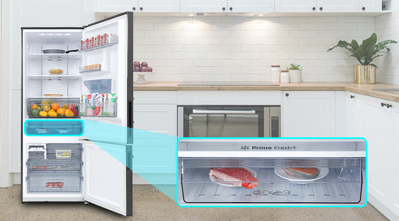 Ngăn đông mềm trong tủ lạnh là gì?