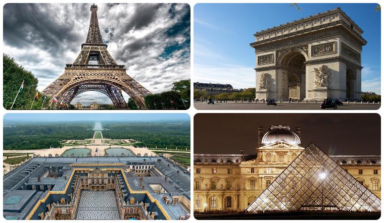 Khám phá 10 địa điểm du lịch hấp dẫn du khách tại Pháp