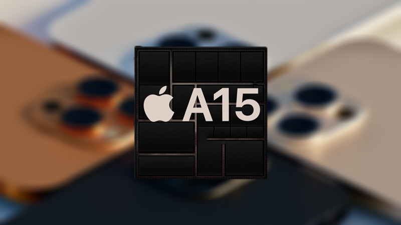 Chip Apple A15 chắc chắn sẽ mang đến hiệu năng mạnh mẽ hơn cho dòng iPhone 13. (Nguồn: WccFTech).