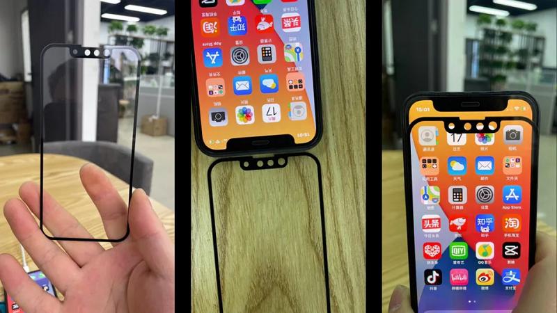 iPhone 13 Series sẽ có phần tai thỏ nhỏ hơn