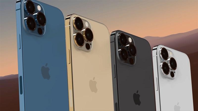 Cấu hình và giá bán iPhone 13 series trong rò rỉ mới nhất: Quá ngon!