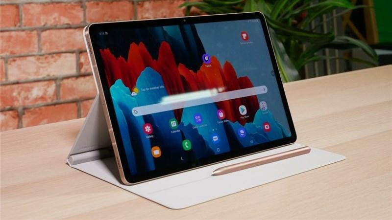 Dòng Galaxy Tab S8 có thể ra mắt vào đầu năm 2022