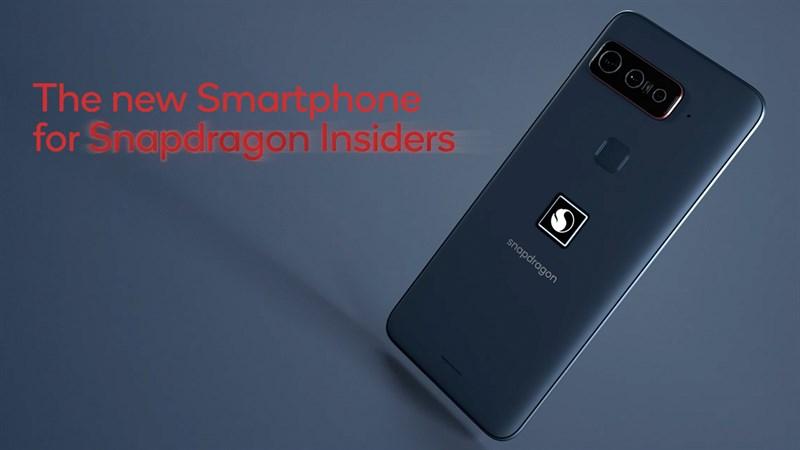 Smartphone của Qualcomm và Asus