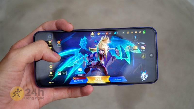 Xiaomi Redmi Note 10 5G chiến game ổn định