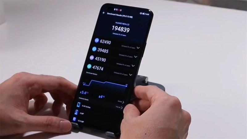 Huawei Nova 8i được trang bị con chip Snapdragon 662