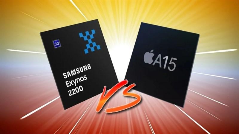 Chip Exynos 2200 được cho là mạnh hơn Snapdragon 895, có khả năng xử lý đồ họa tốt hơn cả Apple A15 Bionic
