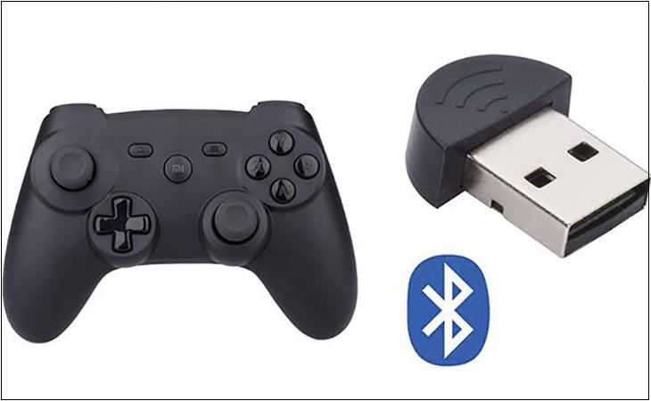 Cách kết nối tay cầm với tivi Sony