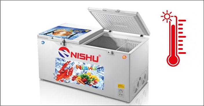 Nguyên nhân và cách khắc phục hiện tượng tủ đông bị nóng