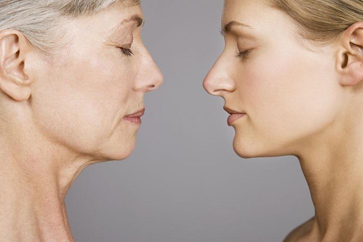 Giúp ngăn ngừa sự lão hóa