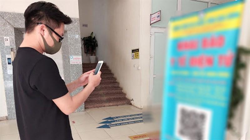 Cách nhận kết quả xét nghiệm COVID-19 trên điện thoại