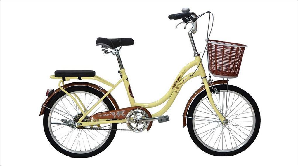 Xe đạ Fascino đa dạng mẫu mã, phù hợp với nhiều người tiêu dùng