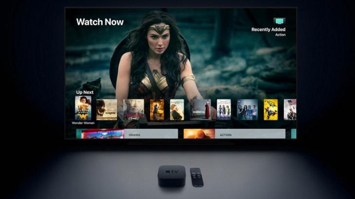 Cửa hàng ứng dụng chuyên dụng của Apple TV