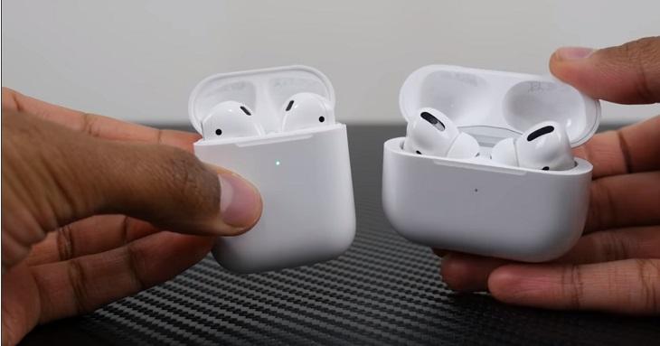 Khả năng ghép nối với các thiết bị tai nghe Apple AirPod và AirPod Pro