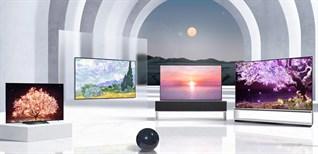 Những công nghệ nổi bật của tivi LG 2021