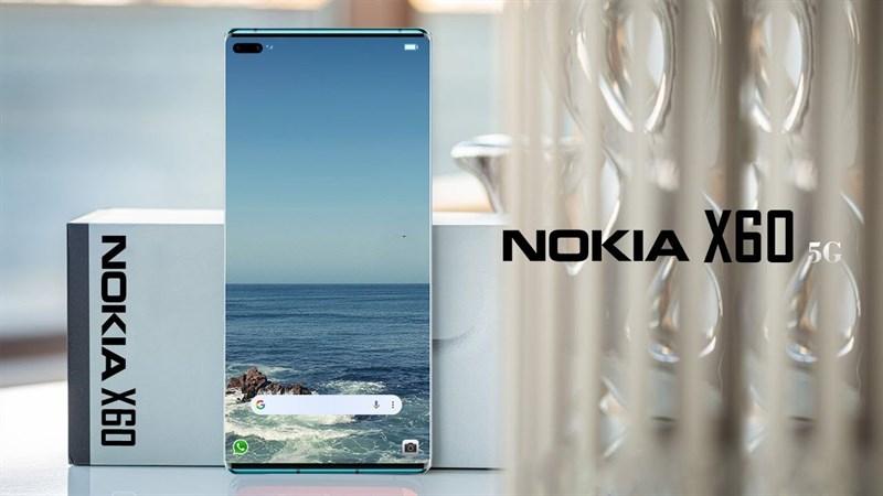 Cấu hình Nokia X60 chuẩn flagship hiện nay.