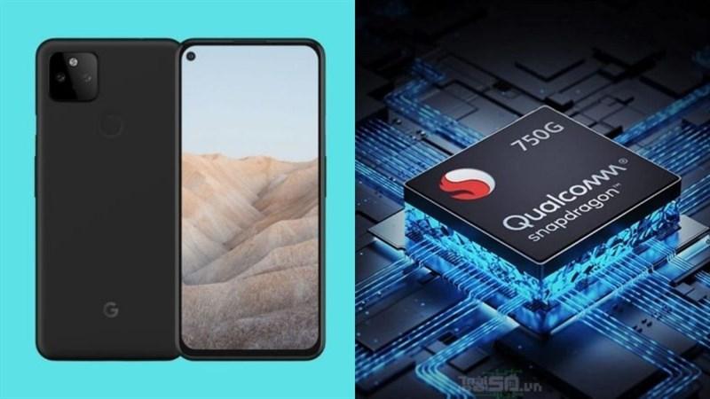 Không phải 765G, Snapdragon 750G mới là chip chạy trong Pixel 5a 5G