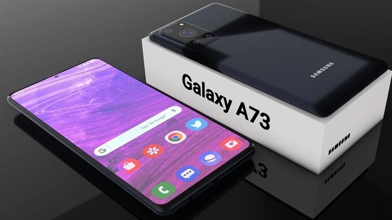 Cấu hình Galaxy A73: Màn hình 2K 90Hz, Snapdragon 870, kết nối 5G...?