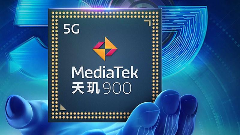 Dimensity 900 có hiệu năng gần như tương đồng với Snapdragon 855. (Nguồn: MediaTek).