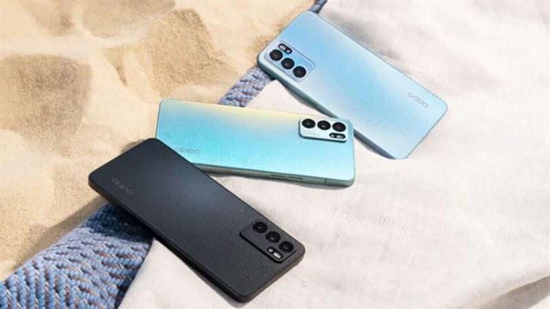 OPPO Reno6 thật sự xứng đáng là một trong những chiếc smartphone ngon trong phân khúc 10 triệu. Nguồn: Gizmochina.