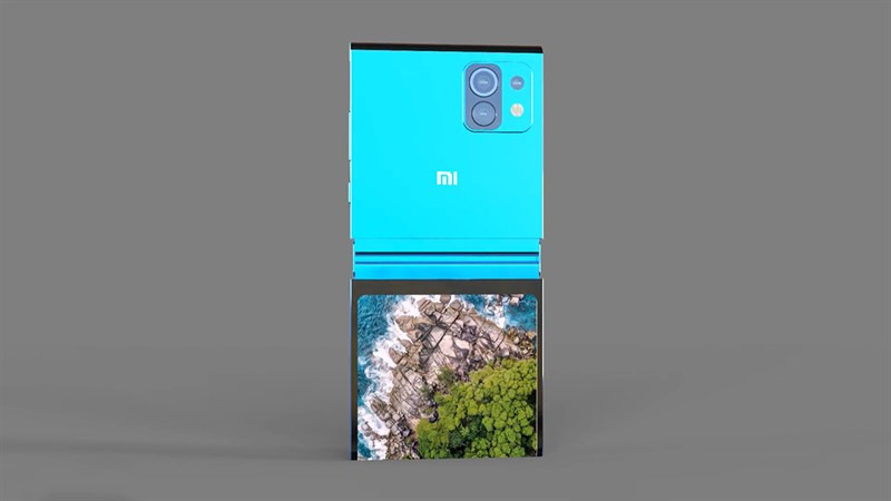 Xiaomi Flip có cảm biến chính 108 MP sắc nét