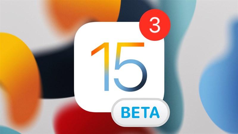 Cách tải iOS 15 Beta 3