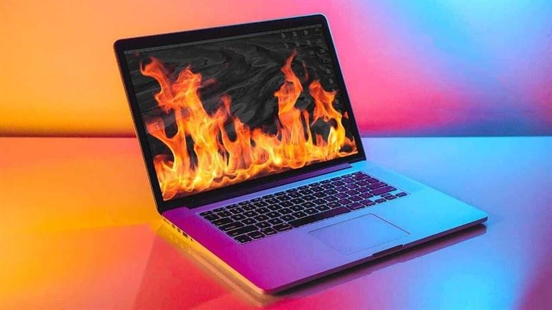 Một số dấu hiệu cho biết bạn nên vệ sịnh laptop.