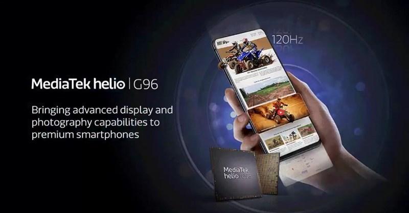 Helio G96