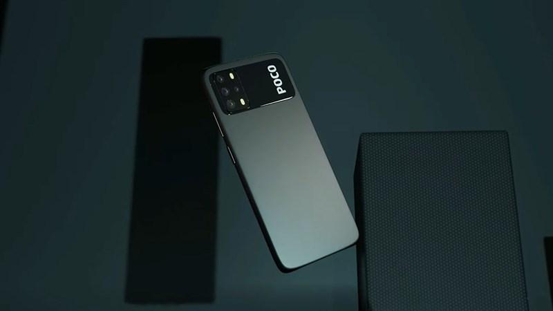 Xiaomi POCO M4 có viên pin 5.000 mAh và sạc nhanh 18 W
