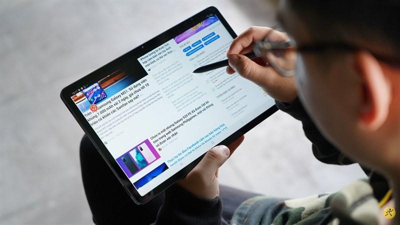 TOP máy tính bảng Samsung đáng mua 2021