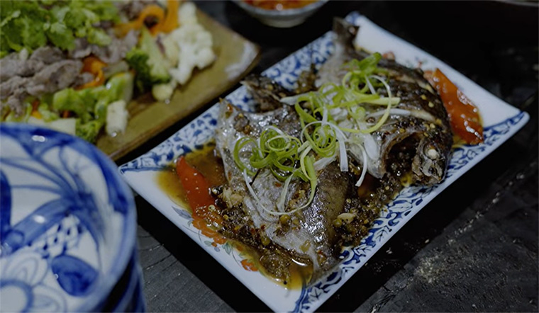 Cách làm cá dìa kho tiêu xanh thơm ngon, đậm vị