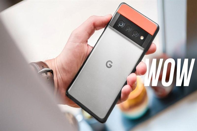 Google Pixel 6, Pixel 6 Pro lộ thông số màn hình, camera nâng cấp mạnh