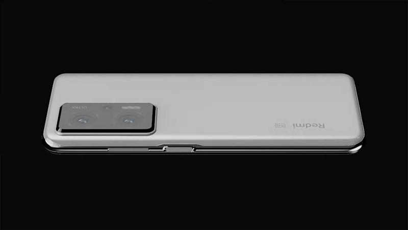 Thiết kế tổng thể của Xiaomi Redmi Note 11 Pro