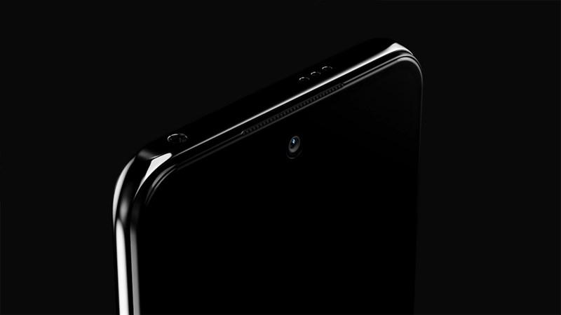 Cạnh trên của Xiaomi Redmi Note 11 Pro