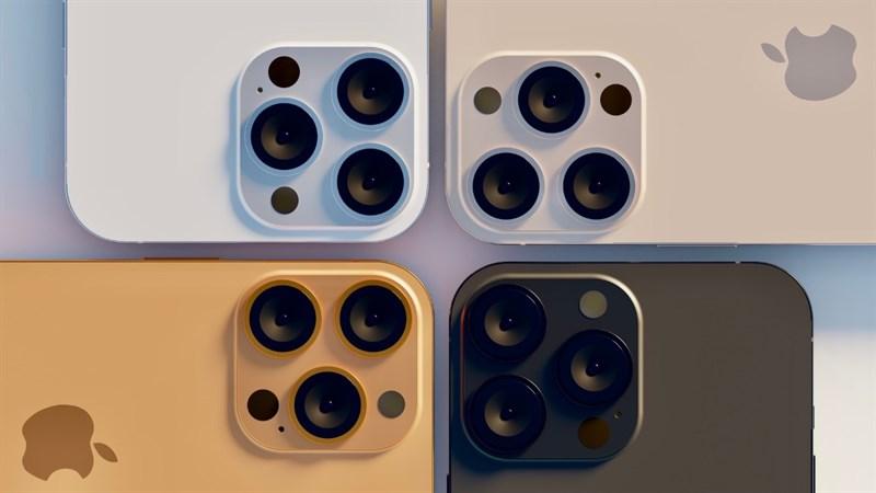 Dòng iPhone 13 sẽ đi kèm cảm biến LiDAR