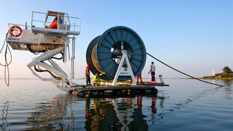 Cáp biển AAG được sửa xong, Internet Việt Nam đi quốc tế ổn định