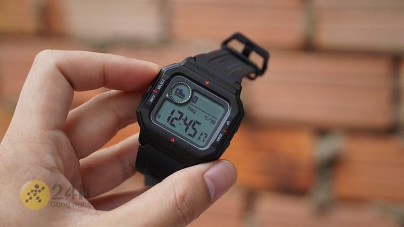 Amazfit Neo là một sản phẩm đồng hồ giá rẻ của Huami.